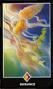 오쇼젠 타로(Oshozen) 덱 Ma Deva Padma라는 화가가 탄생시킨 이 덱은 그의 정신적 스승이었던 오쇼(Osho)와 선(禪)의 독음인 젠(Zen)으로 이름 붙여졌습니다. 오쇼젠 덱은 운명이 삶을 통제하는 것이 아님을, 우리가 선(禪)을 통해 자신의 운명에 책임을 다해야 함을 호소하고 있습니다.