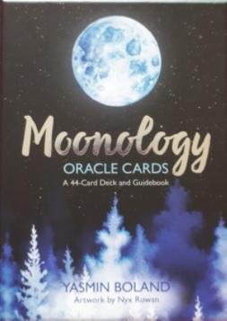 Moonology Oracle cards (문올로지 오라클) 덱 문올로지는 달의 모양과 흐름에 다라 달라지는 에너지를 통한 메세지를 전달하는 카드로 신비한 달의 지혜를 통해  현재의 상태를 파악하고 에너지의 흐름을 읽어내 인생의 조언을 얻을 수 있는 카드